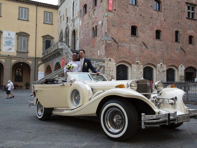 Il matrimonio di Jared e Petra a Prato, Prato 47