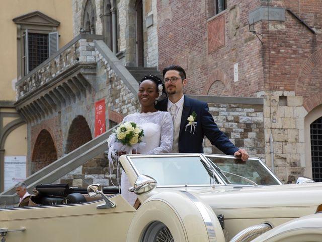 Il matrimonio di Jared e Petra a Prato, Prato 48