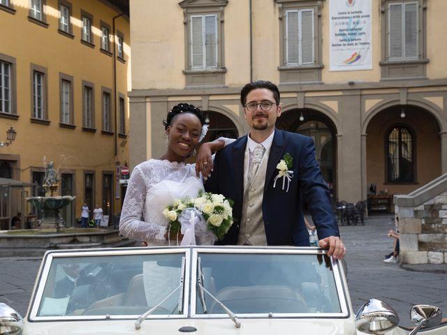 Il matrimonio di Jared e Petra a Prato, Prato 49