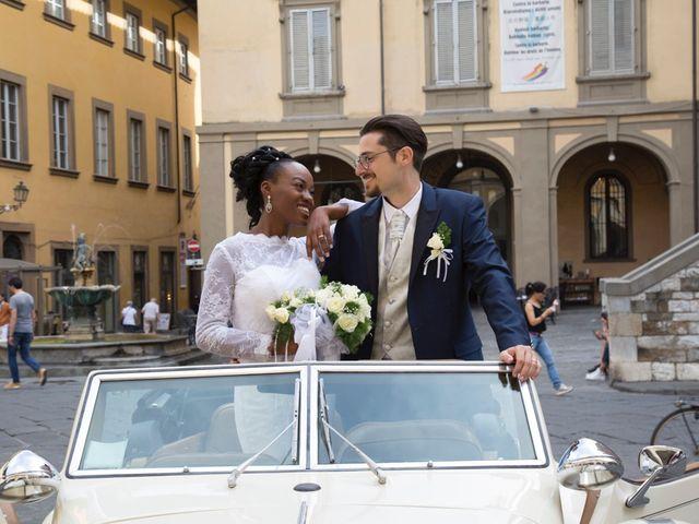Il matrimonio di Jared e Petra a Prato, Prato 50