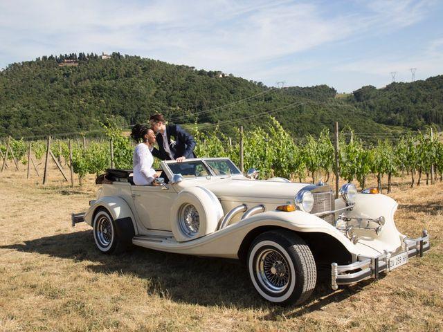 Il matrimonio di Jared e Petra a Prato, Prato 51