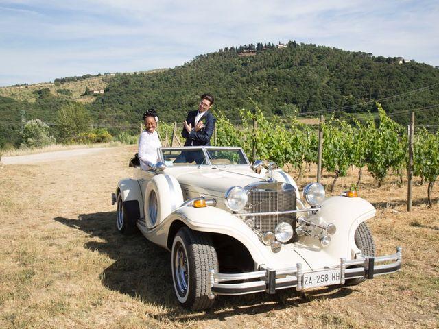 Il matrimonio di Jared e Petra a Prato, Prato 52