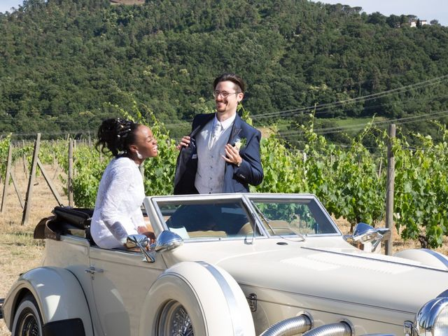 Il matrimonio di Jared e Petra a Prato, Prato 53