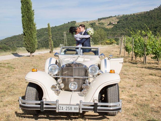 Il matrimonio di Jared e Petra a Prato, Prato 54