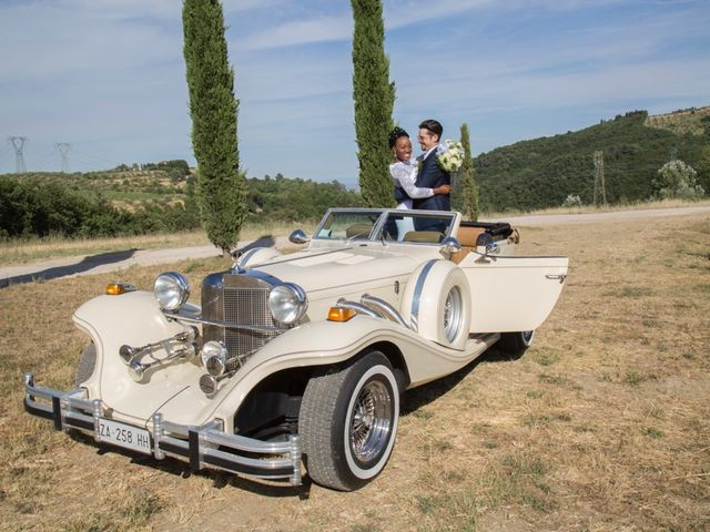 Il matrimonio di Jared e Petra a Prato, Prato 55
