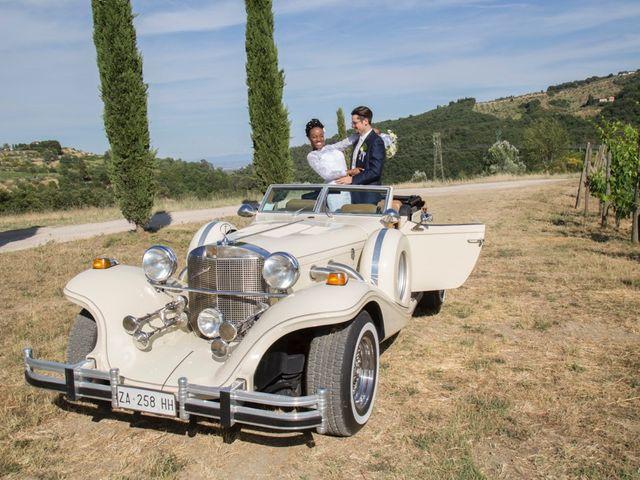 Il matrimonio di Jared e Petra a Prato, Prato 56