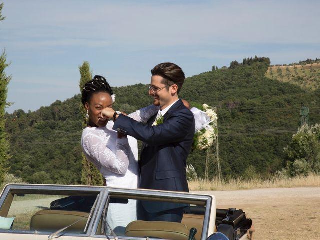 Il matrimonio di Jared e Petra a Prato, Prato 57