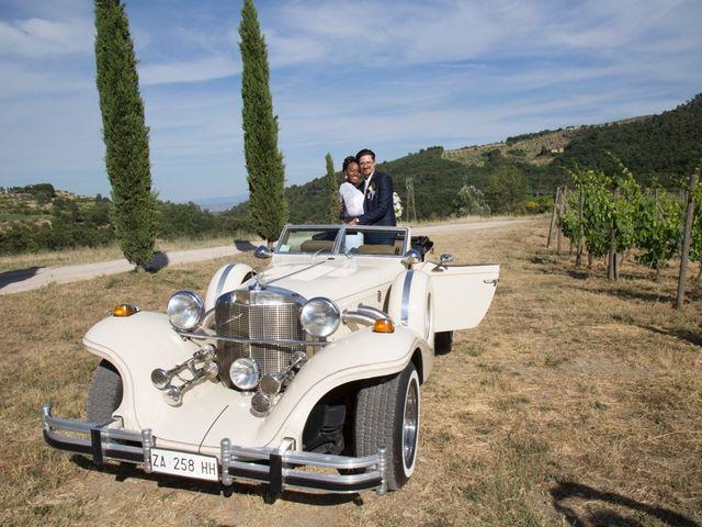 Il matrimonio di Jared e Petra a Prato, Prato 58