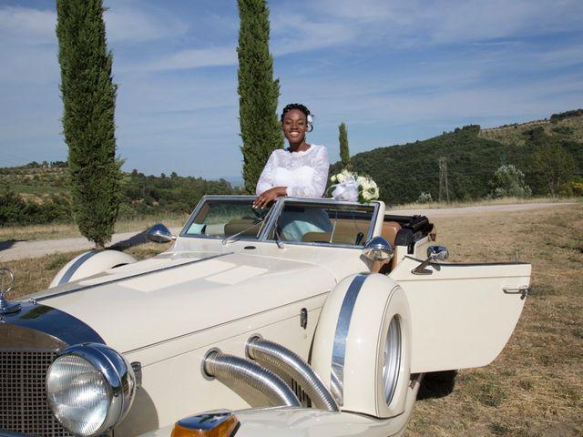 Il matrimonio di Jared e Petra a Prato, Prato 64