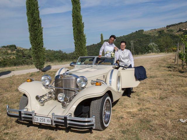 Il matrimonio di Jared e Petra a Prato, Prato 69