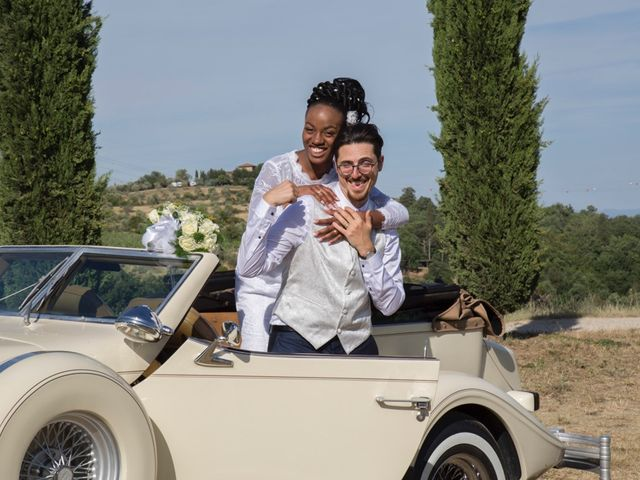 Il matrimonio di Jared e Petra a Prato, Prato 74