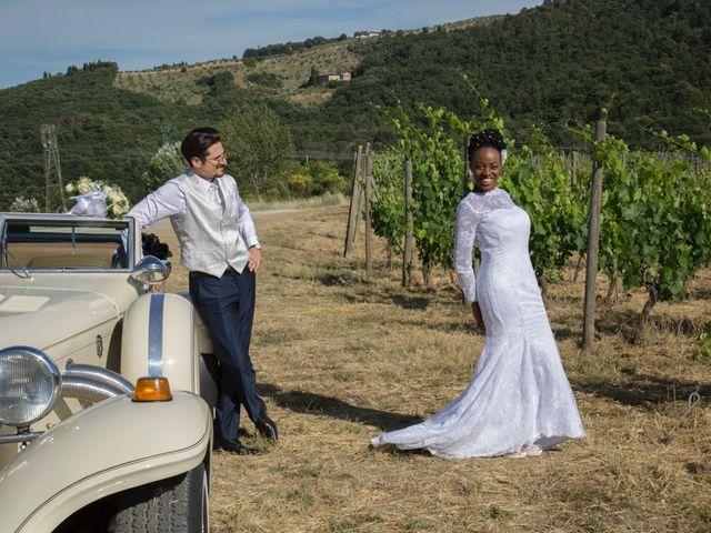 Il matrimonio di Jared e Petra a Prato, Prato 75