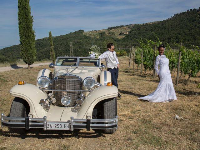 Il matrimonio di Jared e Petra a Prato, Prato 76