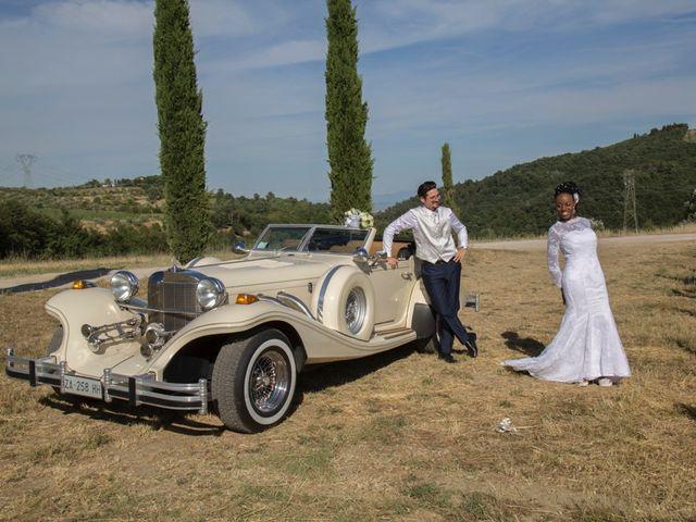 Il matrimonio di Jared e Petra a Prato, Prato 77
