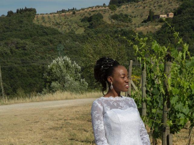 Il matrimonio di Jared e Petra a Prato, Prato 81