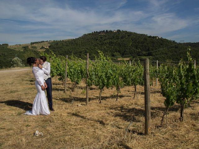 Il matrimonio di Jared e Petra a Prato, Prato 85