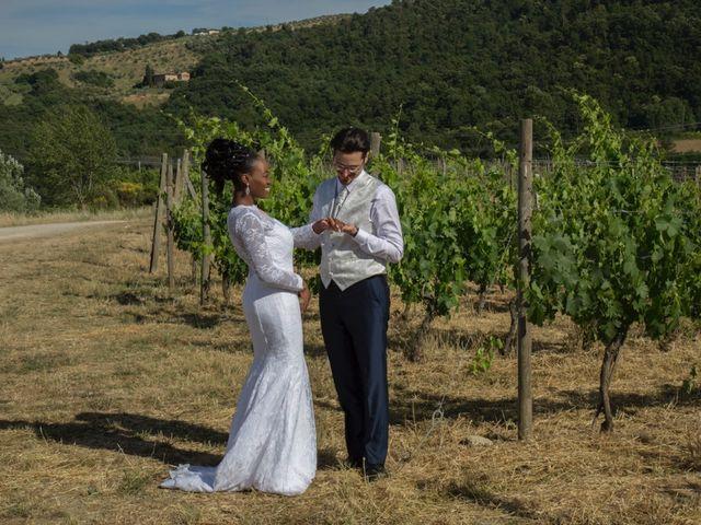 Il matrimonio di Jared e Petra a Prato, Prato 86