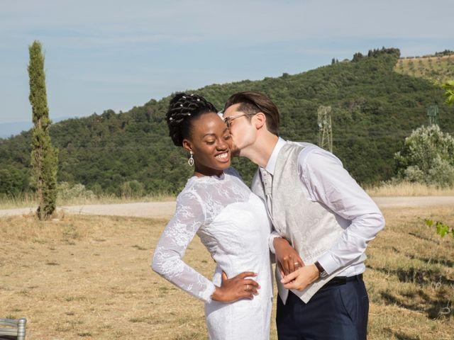 Il matrimonio di Jared e Petra a Prato, Prato 87