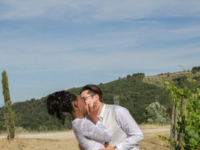Il matrimonio di Jared e Petra a Prato, Prato 88