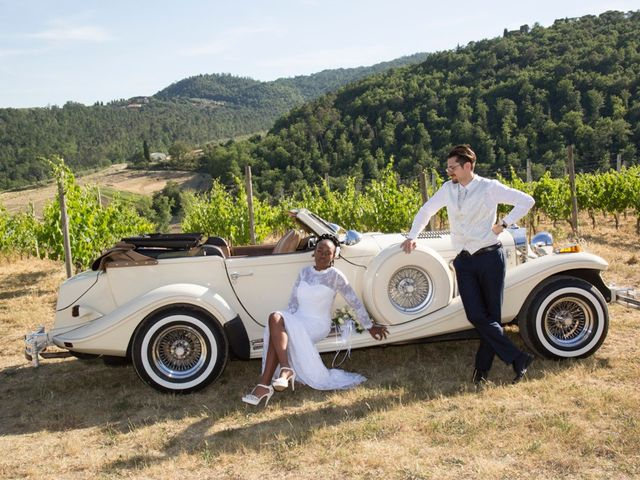 Il matrimonio di Jared e Petra a Prato, Prato 89