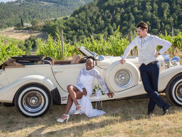 Il matrimonio di Jared e Petra a Prato, Prato 90