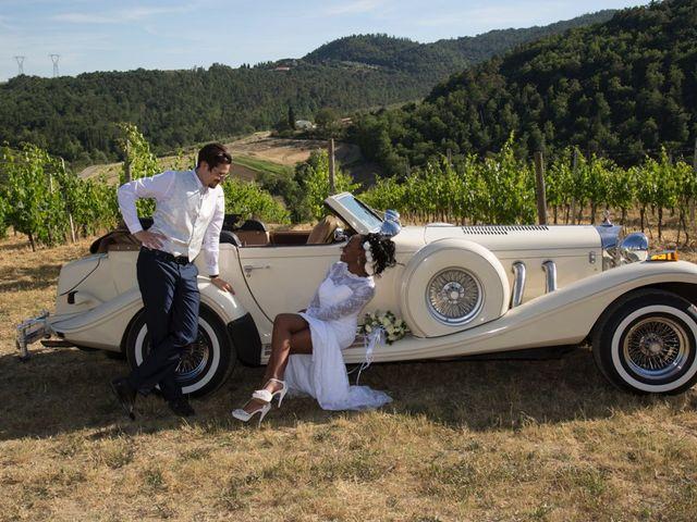 Il matrimonio di Jared e Petra a Prato, Prato 92