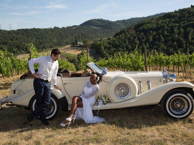 Il matrimonio di Jared e Petra a Prato, Prato 93