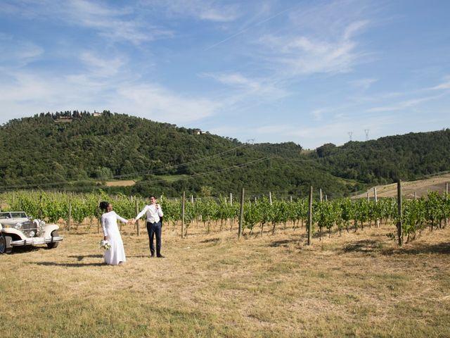 Il matrimonio di Jared e Petra a Prato, Prato 96