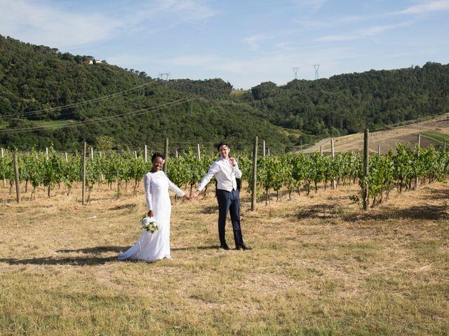 Il matrimonio di Jared e Petra a Prato, Prato 97