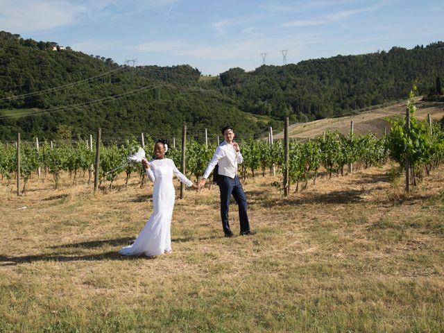 Il matrimonio di Jared e Petra a Prato, Prato 98