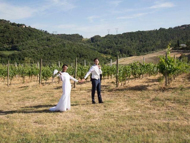 Il matrimonio di Jared e Petra a Prato, Prato 99