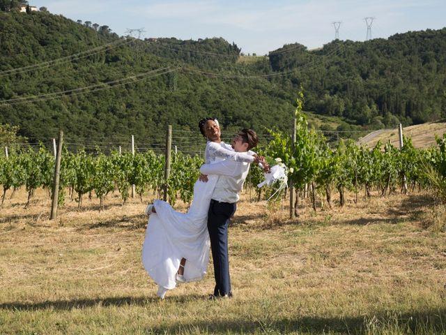 Il matrimonio di Jared e Petra a Prato, Prato 100
