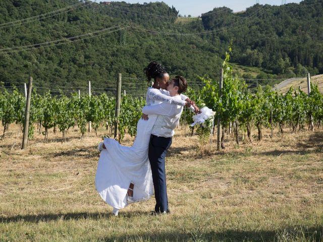 Il matrimonio di Jared e Petra a Prato, Prato 101