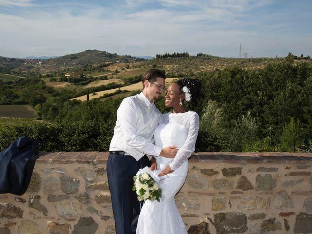 Il matrimonio di Jared e Petra a Prato, Prato 104