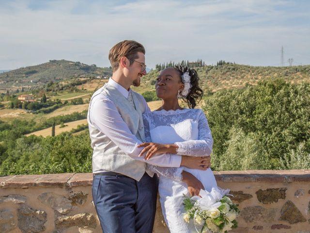 Il matrimonio di Jared e Petra a Prato, Prato 105