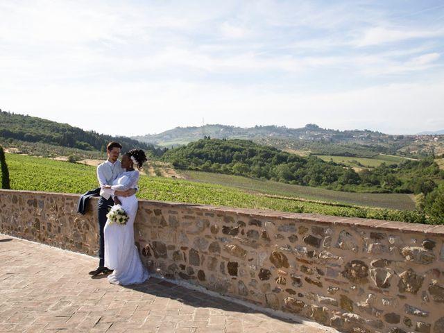 Il matrimonio di Jared e Petra a Prato, Prato 106