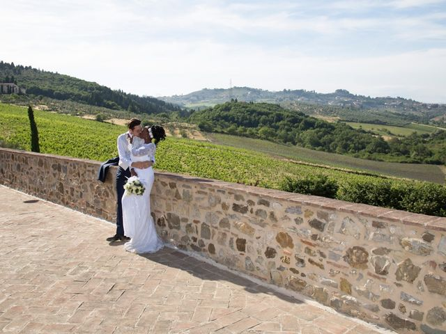 Il matrimonio di Jared e Petra a Prato, Prato 107