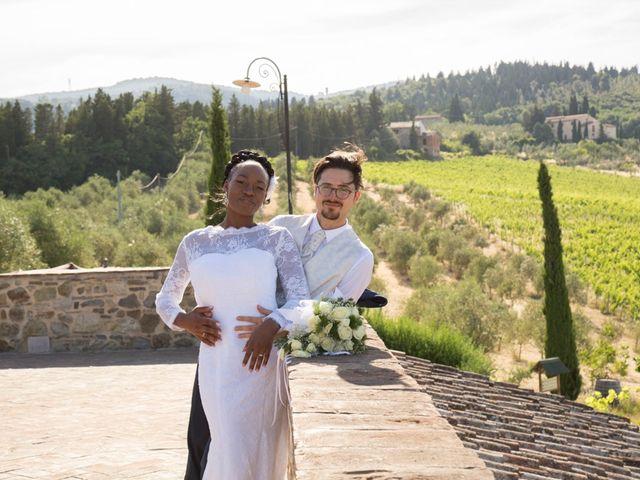 Il matrimonio di Jared e Petra a Prato, Prato 108