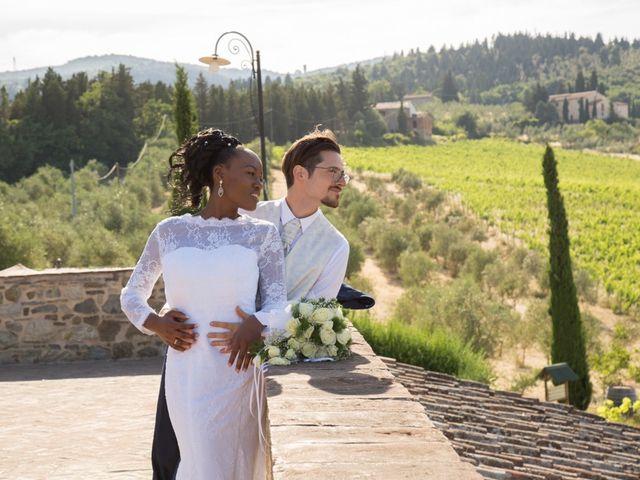 Il matrimonio di Jared e Petra a Prato, Prato 109