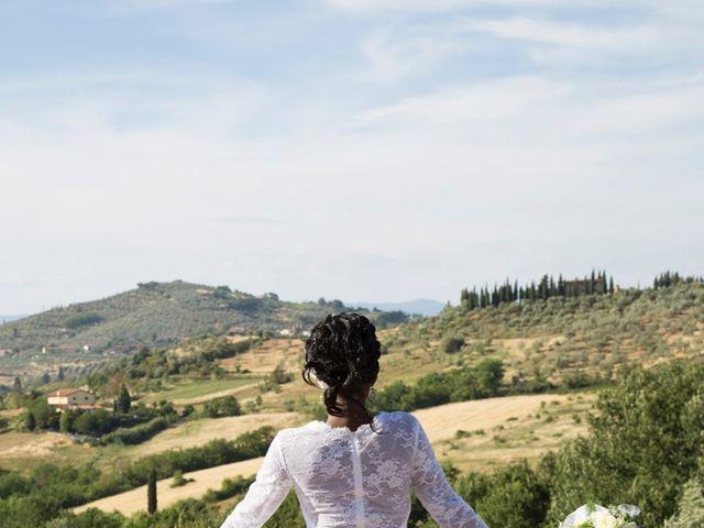 Il matrimonio di Jared e Petra a Prato, Prato 110