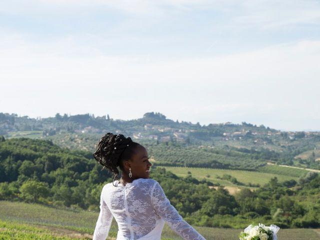 Il matrimonio di Jared e Petra a Prato, Prato 111