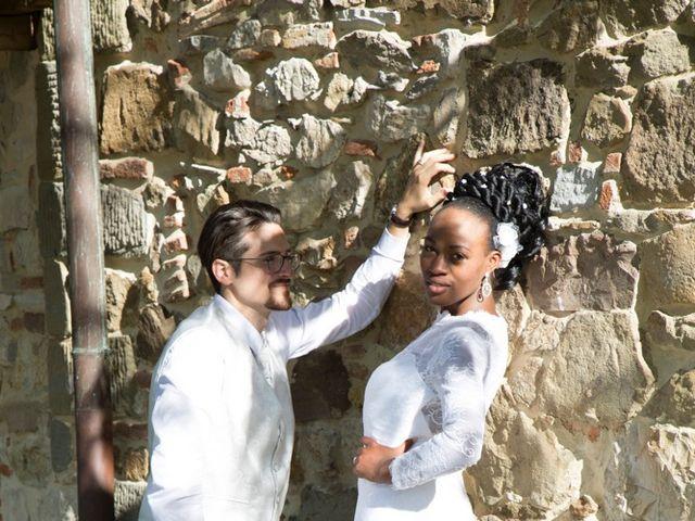 Il matrimonio di Jared e Petra a Prato, Prato 124
