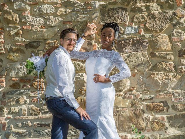 Il matrimonio di Jared e Petra a Prato, Prato 126