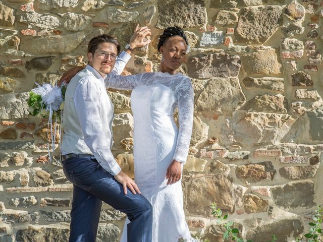 Il matrimonio di Jared e Petra a Prato, Prato 127