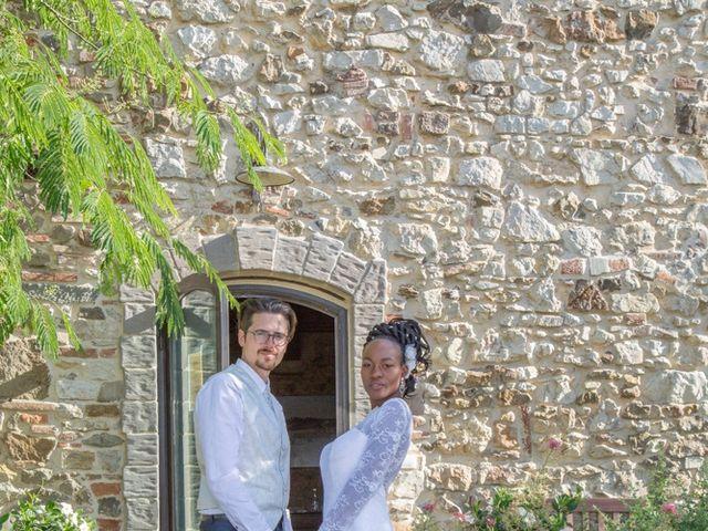 Il matrimonio di Jared e Petra a Prato, Prato 129