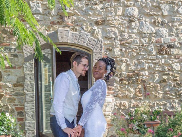 Il matrimonio di Jared e Petra a Prato, Prato 130