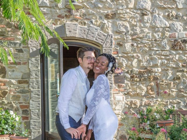 Il matrimonio di Jared e Petra a Prato, Prato 131