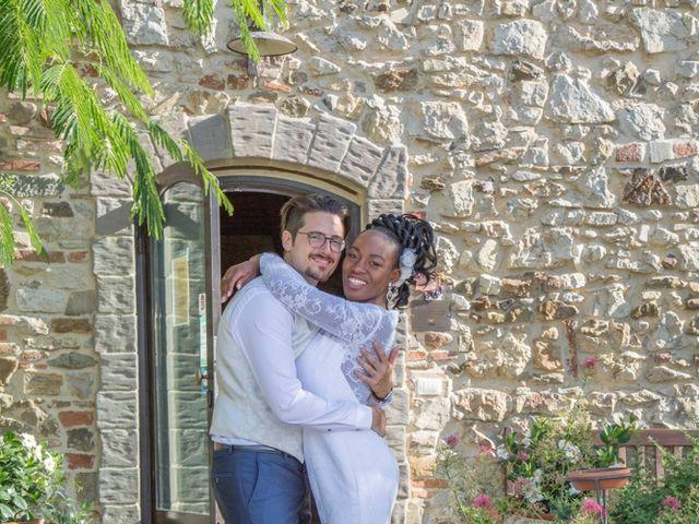 Il matrimonio di Jared e Petra a Prato, Prato 132