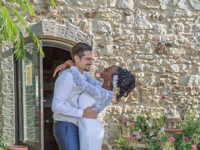 Il matrimonio di Jared e Petra a Prato, Prato 133