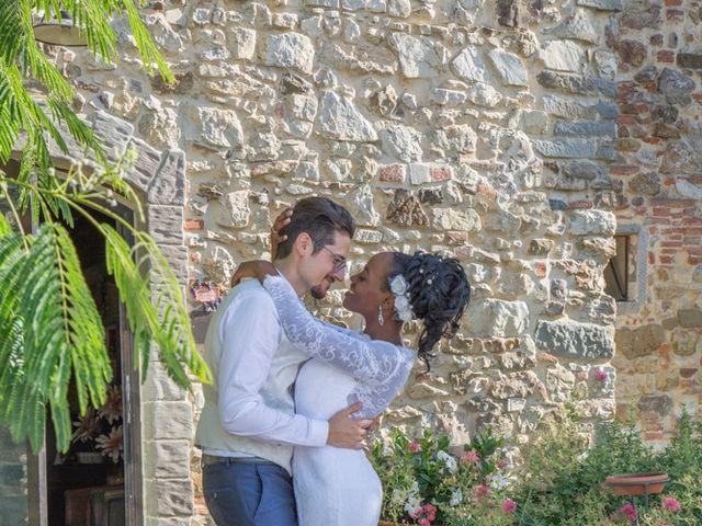 Il matrimonio di Jared e Petra a Prato, Prato 134
